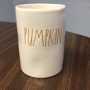 RAE DUNN Pumpkin Candle 🎃